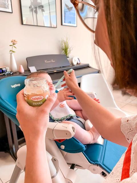 diversification alimentaire petit pot fait maison comment faire bébé avis babybio