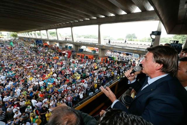 O Desservidor Bolsonaro