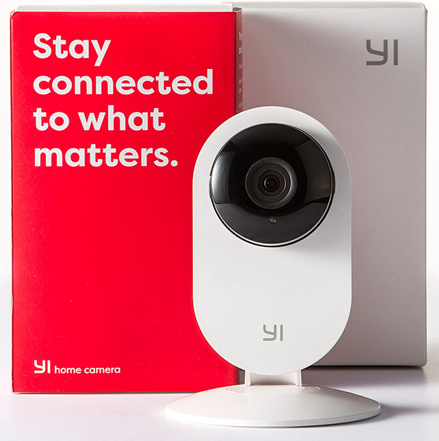 INTERNATIONAL VERSION OF YI HOME CAMERA DIFFERS WITH CHINESE