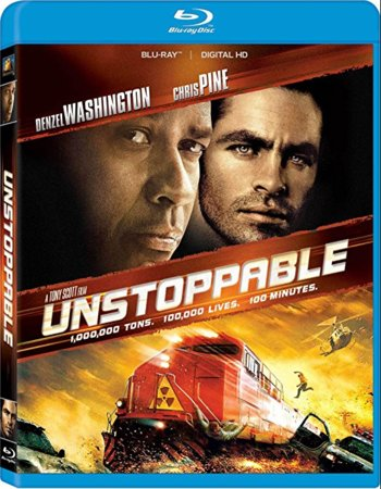 Unstoppable (2010) Dual Audio Hindi 720p BluRay x264 850MB ESubs