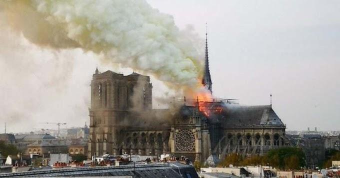 Még sokáig nem tölti be ima a leégett Notre-Dame-ot