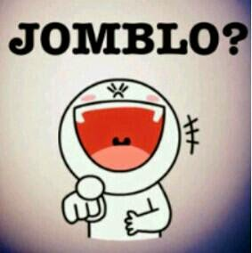 DP BBM Gambar lucu Jomblo - Dp-BBM Gambar Kata-kata Jomblo ...