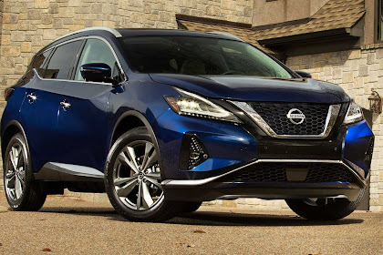 2021 Nissan Murano Review, Specs, Price
