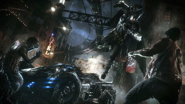 Download Batman Arkham Knight Torrent PC