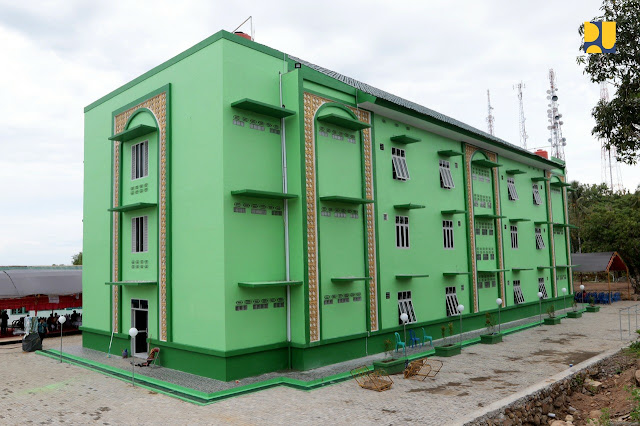 Indonesia Gov't Builds 34 Low-Cost Apartment Towers for Educational Institutions
