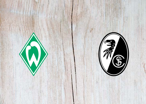 Werder Bremen vs Freiburg -Highlights 2 November 2019