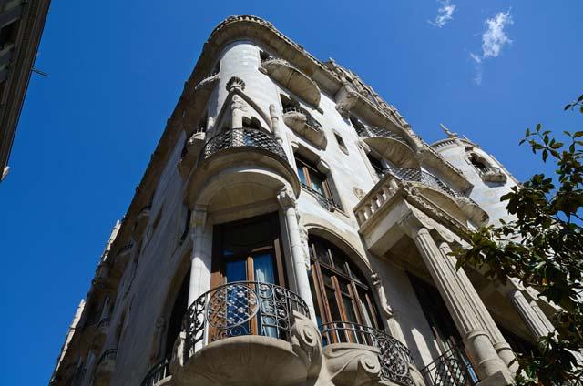 Hotel Casa Fuster Corner Tower