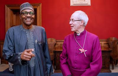 Sowore: Archbishop Of Canterbury eplies SERAP