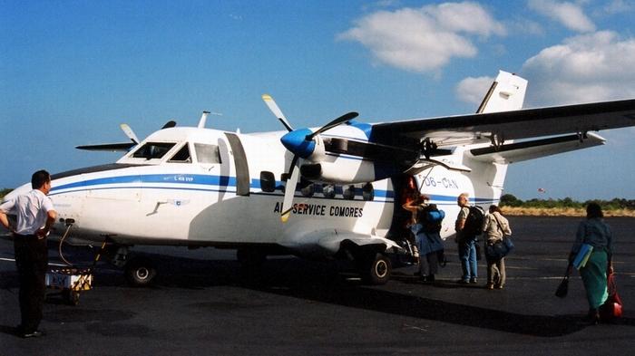 جزر القمر للخدمات الجوية Comores Air Services