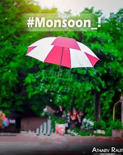 Monsoon New Atharv Raut CB Background Stock