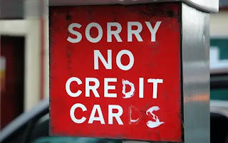 3. Avoid payment by credit or Debit card