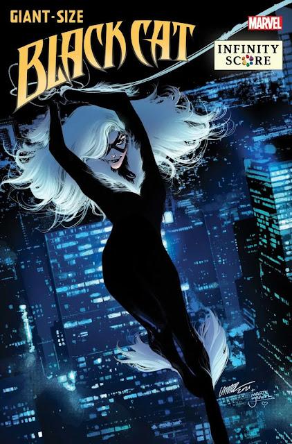 Marvel revela que 'Infinite Destinies' termina en noviembre de 2021