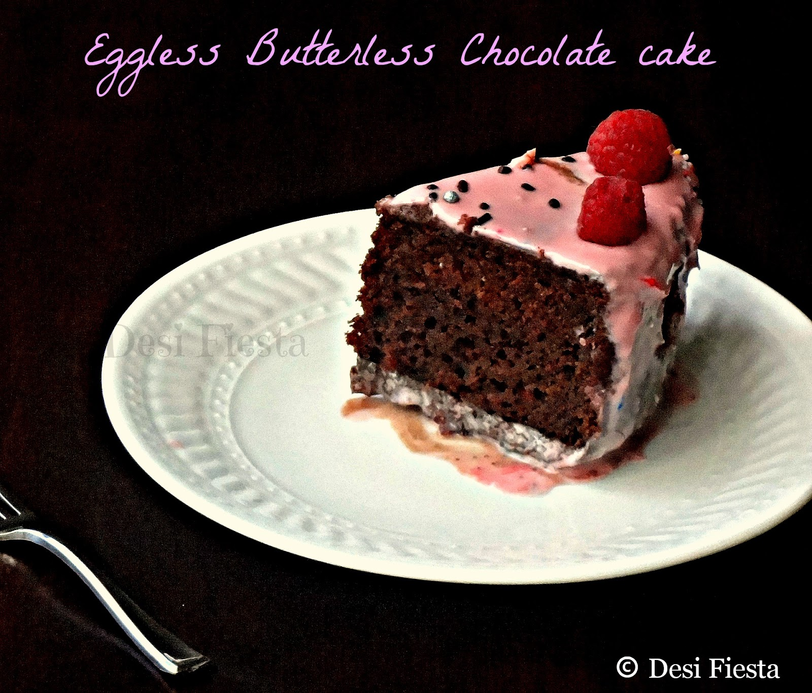 Which Store Makes Eggless Cake