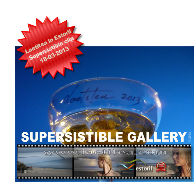 Supersistible Gallery - Laetitea in Estoril (Portugal)