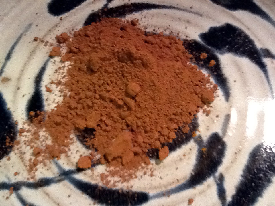 Chocolate Seasoning and Rub