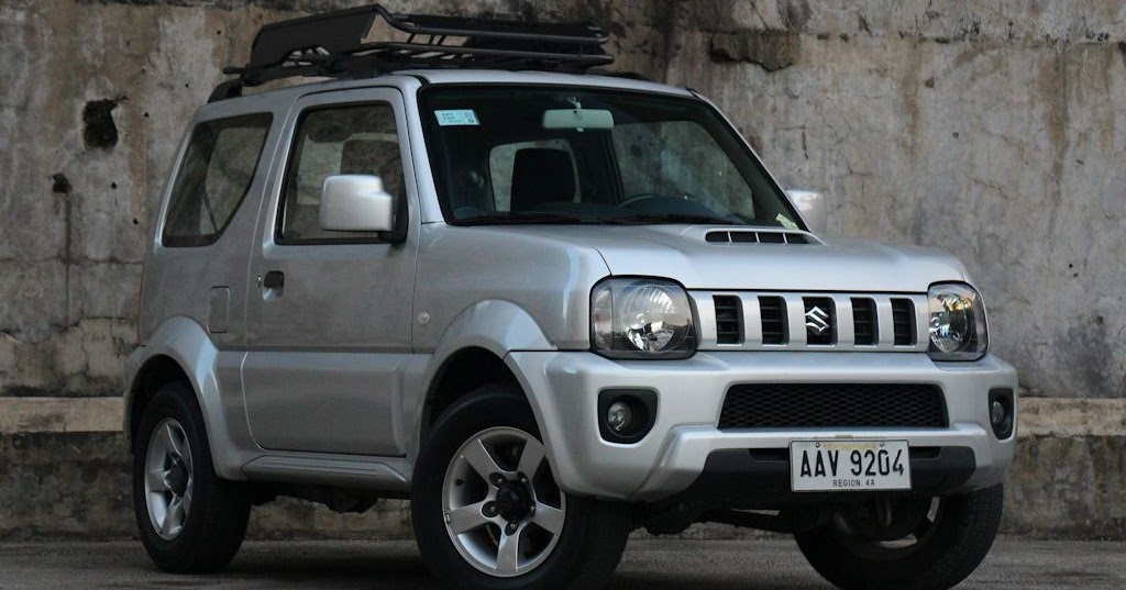 review 2016 suzuki jimny jlx m t carguide ph philippine car news car reviews car features. Black Bedroom Furniture Sets. Home Design Ideas