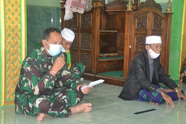 Khatam Quran Bertuk Rasa Syukur Lancarnya Kegiatan TMMD