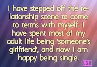 Single Status, Single Girl Status