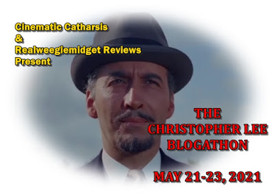 The Christopher Lee Blogathon