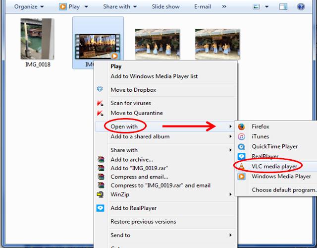 How to Rotate & Save Video in VLC? | Lakwatserang Ligaw
