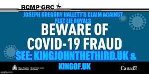 Stop Covid19 Fraud..