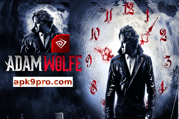 Adam Wolfe: Dark Detective Mystery Game (Full) v1.0.0 Apk + Data File size 1.08 GB for android