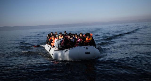 Πλωτά φράγματα επιστρατεύει το ΥΕΘΑ για να ανακόψει τις μεταναστευτικές ροές