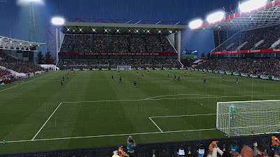 PES 2020 Stadium City Ground