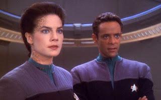 Jadzia Dax e Julian Bashir- TG TREK: Notizie, Novità, News da Star Trek