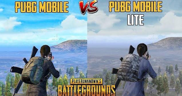 PUBG Mobile ve PUBG Mobile Lite arasındaki temel farklar?