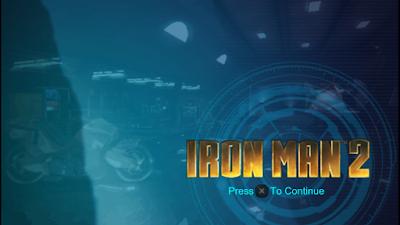 تحميل لعبة Iron Man 2 لأجهزة psp ومحاكي ppsspp