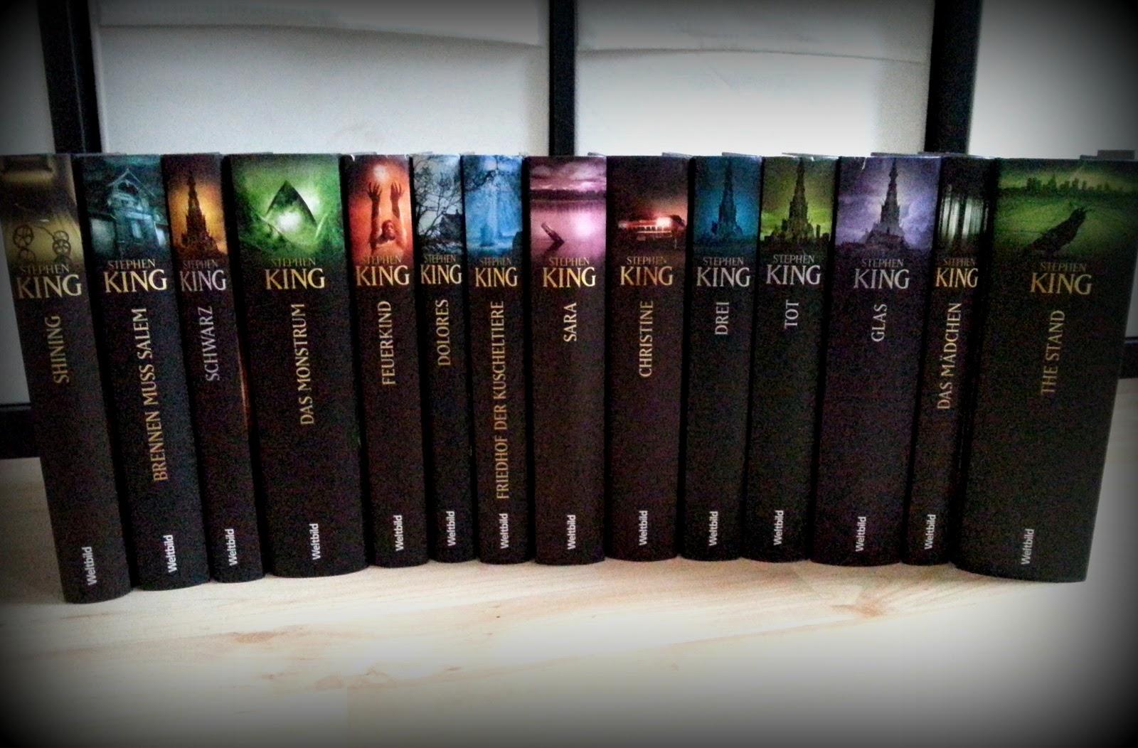 Stephen King BГјcher