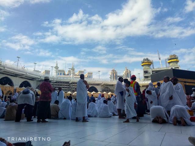 Kakbah masjidil haram makkah