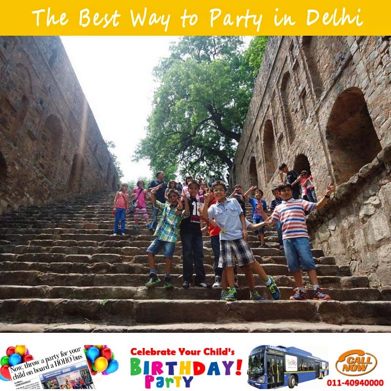 Birthday Places in Delhi