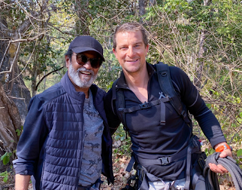 After Modi now its Rajnikant to make his TV debut on Into The Wild With Bear Grylls