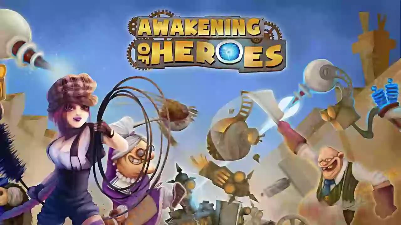 Awakening of Heroes هي إحدى ألعاب MOBA الملحمية التي لا يمكنك الحصول على ما يكفي منها.  أفضل تجربة لعب