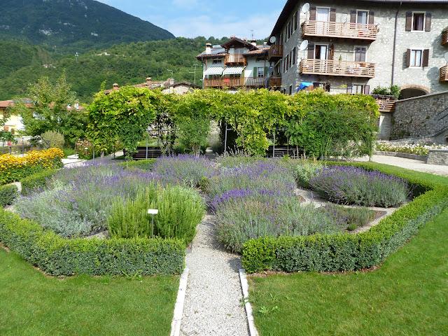 giardini terrazzati immagini finest giardini pensili On giardini terrazzati immagini