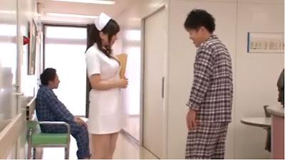 MIDE-083 Momochichigyaku Rape Nurse Anri Okita Anzunashi