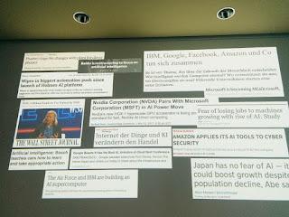 Das Thema KI beherrscht die Schlagzeilen.