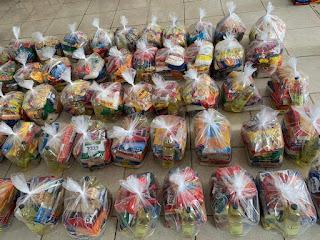 Campanha Somos Solidariedade distribui alimentos e produtos de higiene em Guarabira