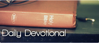 Today's Devotion (Monday)