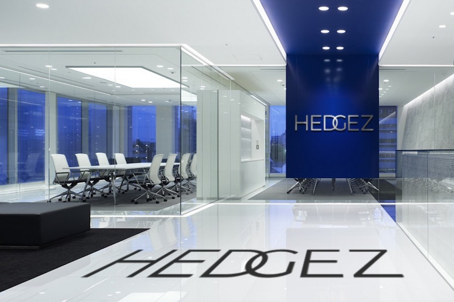 Hedgez Mock Office
