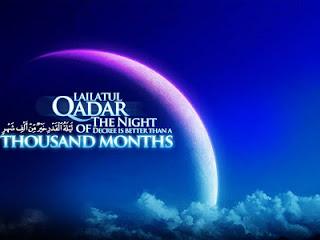 Doa Malam Lailatul Qadar dan Artinya