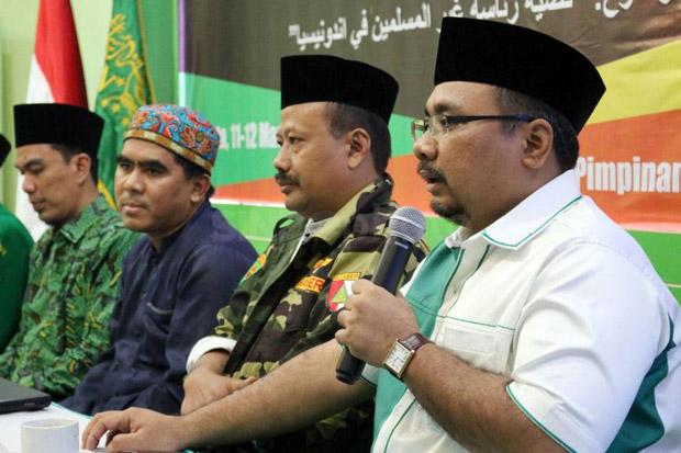 GP Ansor Buka Suara Terkait Berita Banser Serang Rumah Ketua FPI DKI Jakarta