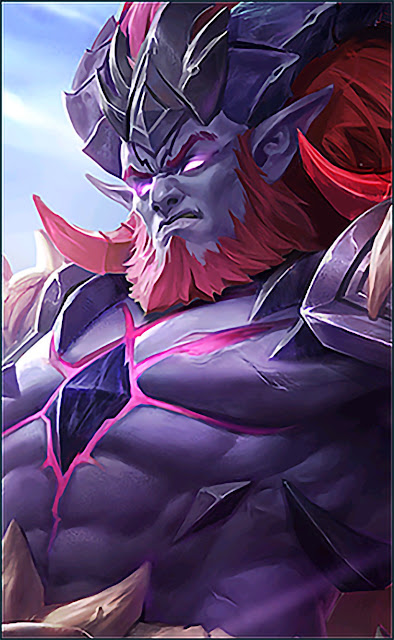 Hylos Abyssal Shaman Heroes Tank of Skins
