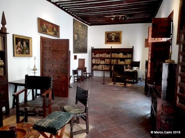 CASA MUSEO DE LOPE DE VEGA, MADRID, ESPAÑA