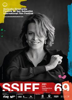 "69º Festival Internacional de Cine ""Zinemaldia"". San Sebastian"
