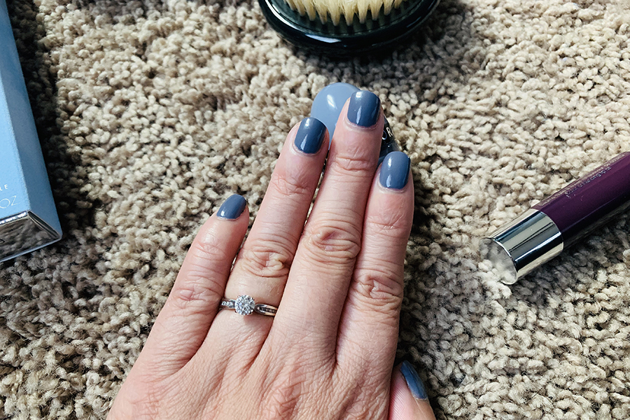 Sephora Collection Color Hit Mini Nail Polish in Winter Spirit