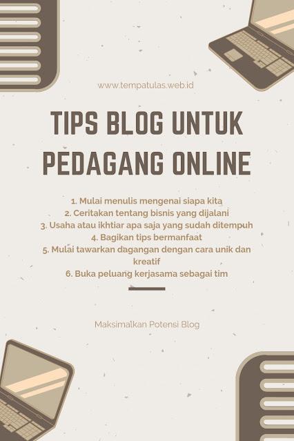Blog penjual online