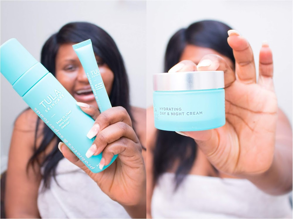 Tula Skin Care Review: Is it Worth it?   Dry, Pimple/Acne Prone Skin